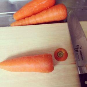 野菜(にんじん)保存