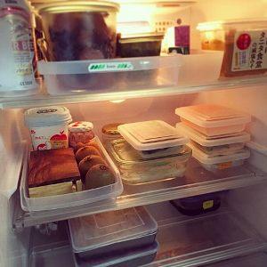魔法使いの台所実践の冷蔵庫