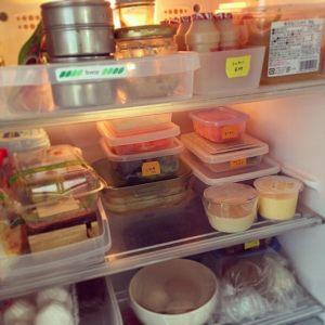 冷蔵庫に下ごしらえ貯金