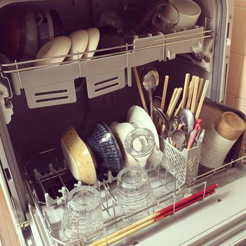 食洗機お皿が入る量