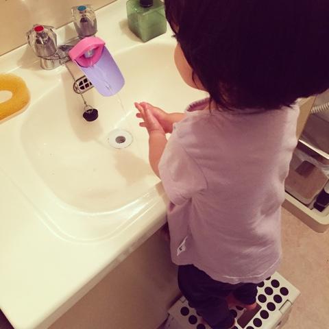 アクアダック 手洗い