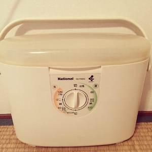 レトロ布団乾燥機