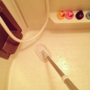 お風呂モップ