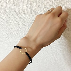 黒×ゴールドブレス