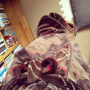 グルーニー着る毛布7