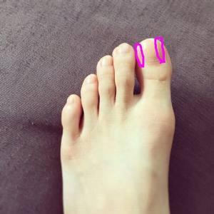 足のおすすめスポット2