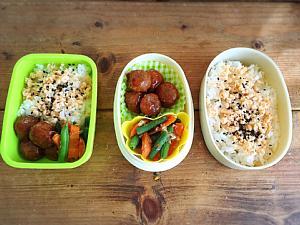 幼稚園のお弁当簡単野菜おかず