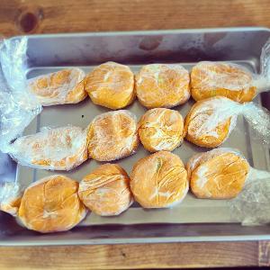 かぼちゃレンジお弁当おかず