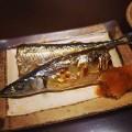 さんま塩焼き魚焼きグリル