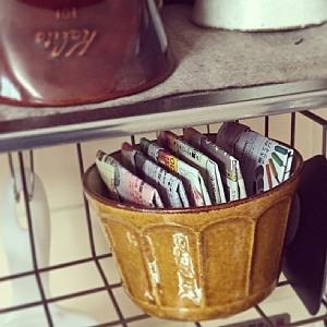 キッチン紙ごみ箱