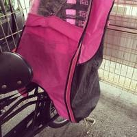 自転車のチャイルドシートレインカバー後ろ用のおすすめ7選【楽天人気】