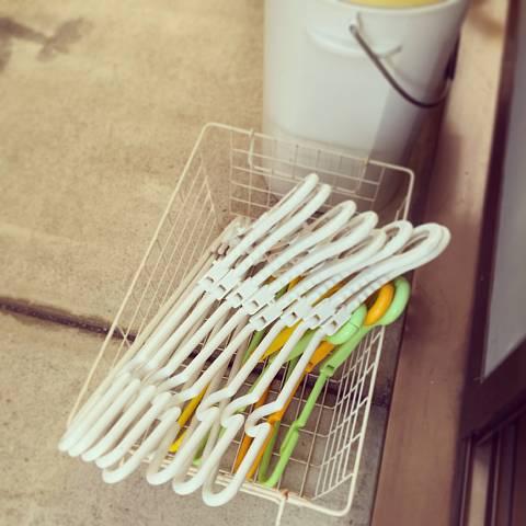 洗濯ハンガー
