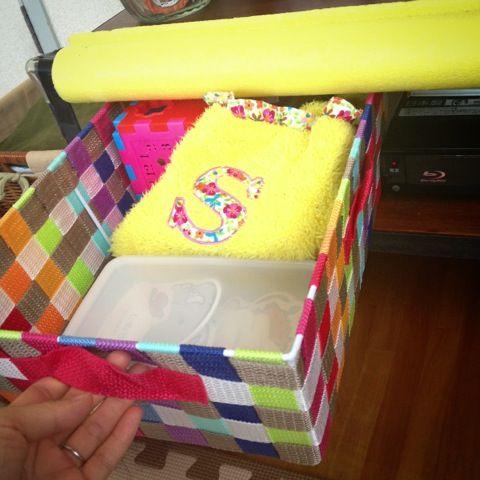 おしゃれリビングおもちゃ箱