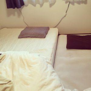 寝室カバー