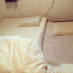 寝室 カバー