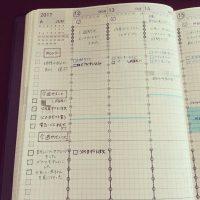 そろそろジブン手帳生活を再開☆やっぱり育児中でも家事スケジュールを視覚化すると動きやすい