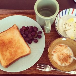 産後ダイエット 朝ごはん