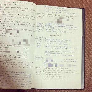 ジブン手帳 IDEA 使い方
